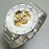 Unik Jam Tangan Pria Rolex Automatic stanless berkualitas Limited