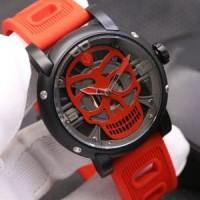 Unik jam tangan pria sport expedition tengkorak seri expenda Murah