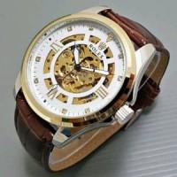 Dijual Jam Tangan Pria Rolex Kulit Automatic Limited