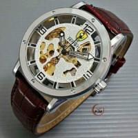 Jual jam tangan pria ferrari automatic itali Limited
