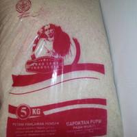 Beras si pulen cap tani indonesia... Khusus 5kg. Pecinta berasl petani