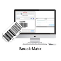 Program Software Barcode Maker Apple Macbook Pro Air IMac MacOSX