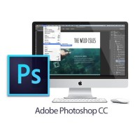 Program Software Adobe Photoshop CC 2018 Apple Macbook Pro IMac Air
