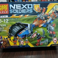 Lego KW Lele 79306 Nexo Soldiers