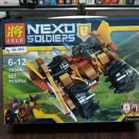Lego KW Lele 79304 Nexo Soldiers