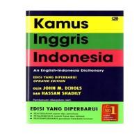 KAMUS INGGRIS - INDONESIA EDISI YANG DIPERBARUI (HC)