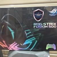 ASUS ROG STRIX FUSION 500 RGB AURA SYNC - F500 GAMING HEADSET