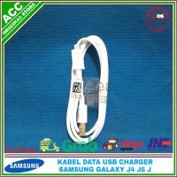 Kabel Data Micro USB Samsung Galaxy J4 J6 J8 ORIGINAL 100% 2 Ampere