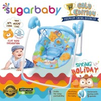 Sugar Baby - Premium Baby Swing Bouncer SPRING HOLIDAY
