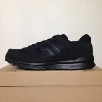 Produk Favorit - Sepatu Casual Piero Jogger All Black P20323 Original