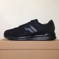 Produk Favorit - Sepatu Casual Piero VX9 All Black P20350 Original BN