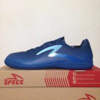 Produk Favorit - Sepatu Futsal Specs Eclipse IN Navy 400673 Original