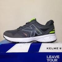 Produk Favorit - Sepatu Running/Lari Kelme Seattle Dark Grey 1314592