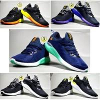Dijual Sepatu Sneakers Adidas Alphabounce Made vietnam Grade O Murah