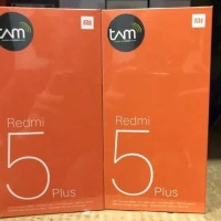 xiaomi redmi 5 plus 3/32gb garansi TAM resmi