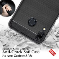 Anti Crack Soft Case Asus Zenfone 5 ZE620KL 5z ZS620KL Softcase Casing