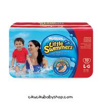 huggies Little Swimmer L / popok dan diaper / renang