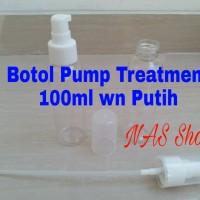 Botol Pump Treatment 100ml / Botol Serum