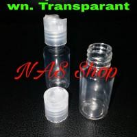 Botol Press On 20ml / Tutup Press Top