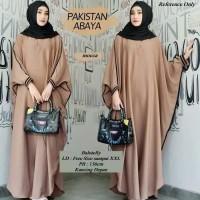 Baju Gamis Jumbo Pakista Abaya