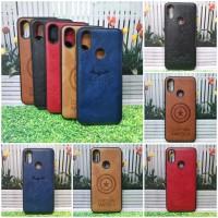 Case Samsung J8 2018 Soft Case Leather