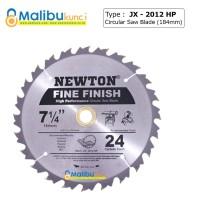 JX - 2012 HP Circular saw blade / Pisau mesin gergaji / NEWTON