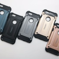 Case Oppo A37 / Neo 10 Spigen Iron Armor Rugged Hard Cover Casing