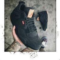 Sepatu Nike Air Jordan 4 Retro X Levis
