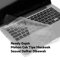 Keyboard Protector New Macbook Pro Retina 12 13 NON TOUCH BAR Silikon