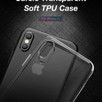 CAFELE iPhone Xs X iPhone Xs Max iPhone Xr Case TPU Clear Transparant