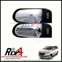 Anti Fog Film - Anti Embum Air Hujan Kaca Spion Mobil Grand New Avanza