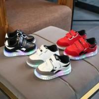 Sepatu Led Sz 21-30 Import Model Onitsuka New