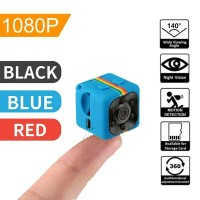 kamera drone - Camera mini drone - Polaroid Cube Action Camera Biru