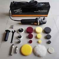 Paket Komplit : Spot Polisher Shinemate EP 803 ( Mesin Poles Mobil )