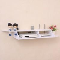 Multifunction Floating Rack 2 Layer / Rak Dinding Serbaguna