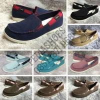 (Garansi Termurah) Sepatu Wanita Crocs Melbourne Women Original