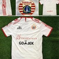 Putih Jersey Persija Away Liga 1 Indonesia Gradeori 2018 2019