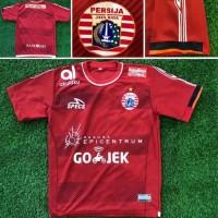 Merah Jersey Persija Home Liga 1 Indonesia Gradeori 2018 2019