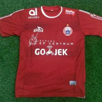 Jersey Bola Persija Jakarta Home Liga 1 2018 Grade Ori