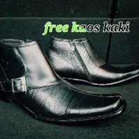 Unik sepatu pantofel kulit BALLY formal kerja kantoran pria Limited