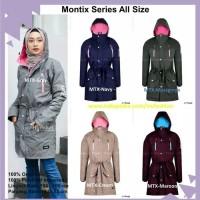Jaket hijab mozaik