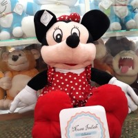 Boneka minie mouse size L