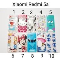 Case Softcase Karakter Xiaomi Redmi 5a / Case Redmi 5a
