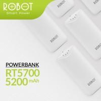 [JUAL] Powerbank Robot RT5700 5200mAh pb power bank 5200 mAh Murah
