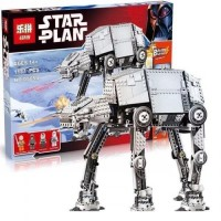 Star Wars Imperial AT-AT Motorized Hoth UCS Lego kw 10178 Lepin 05050