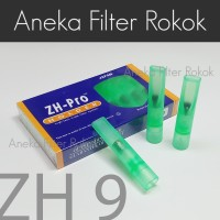 Filter rokok | Pipa Rokok | Disposable Filter ZH11 - 3x Penyaringan