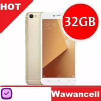 Xiaomi Redmi Note 5A Prime (5 A) - 32GB 3/32 GB Snapdragon - Gold