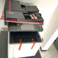 "mesin fotocopy WARNA"" portable multifungsi BARU! KYOCERA M6535 cidn"