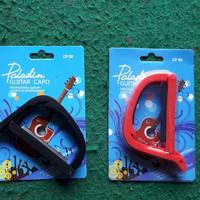 Capo Gitar Paladin CP 06 Original