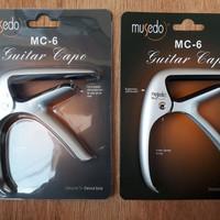 Guitar Capo merk musedo MC-6 Original